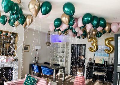 Helium ballonnen Landsmeer bestellen